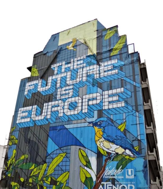 Elezioni europee: la sfida delel sinsitre europee